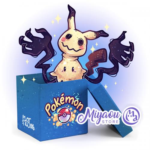 Pokemon MaBox