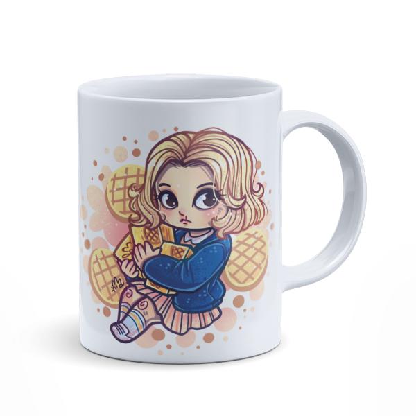 Coffee & Waffle Mug
